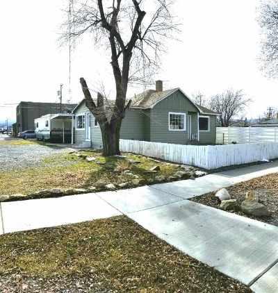 Grand Junction Single Family Home For Sale: 1361 Colorado Avenue