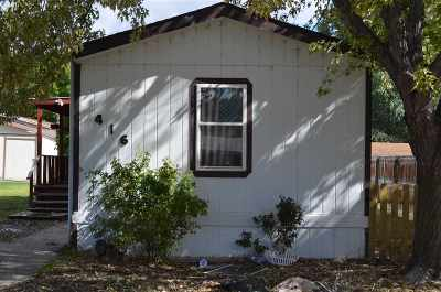 Grand Junction CO Single Family Home For Sale: $99,900