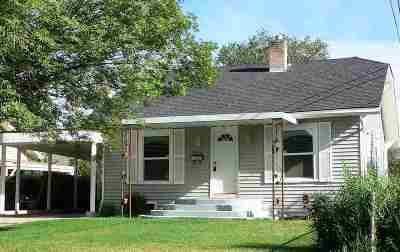 Grand Junction Single Family Home For Sale: 1512 Ouray Avenue