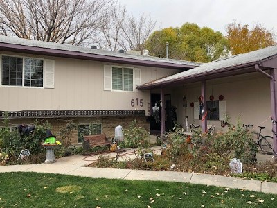 Grand Junction Single Family Home For Sale: 615 Ft Uncompahgre Drive