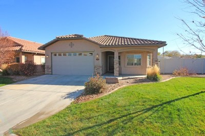 Grand Junction CO Single Family Home For Sale: $279,750