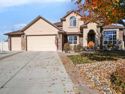 Grand Junction Single Family Home For Sale: 2622 Foxglove Court