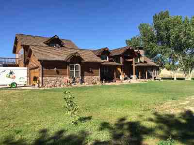 Single Family Home For Sale: 2188 M Road