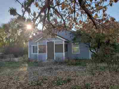 Single Family Home For Sale: 619 35 Road