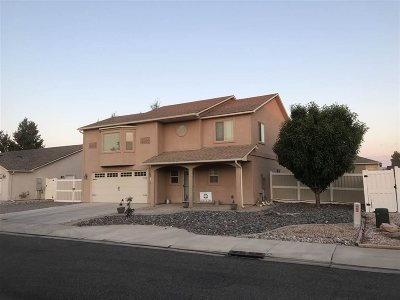 Grand Junction CO Single Family Home For Sale: $300,000