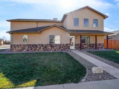Fruita Single Family Home For Sale: 800 St Peppin Drive