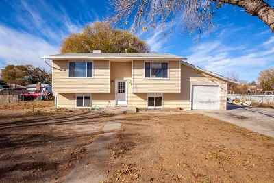 Grand Junction CO Single Family Home For Sale: $224,000