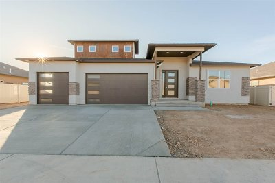 Grand Junction CO Single Family Home For Sale: $446,426