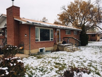 Single Family Home For Sale: 2231 Broadway