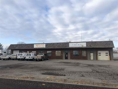 Grand Junction Commercial For Sale: 215 S 15th Street