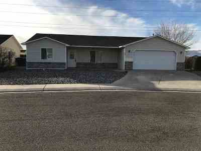Grand Junction CO Single Family Home For Sale: $249,900
