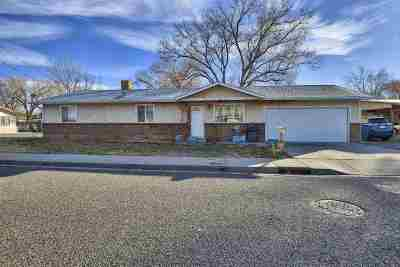 Grand Junction CO Single Family Home For Sale: $219,296
