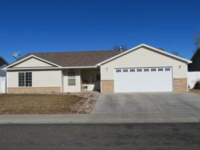 Grand Junction Single Family Home For Sale: 2828 B 3/10 Road