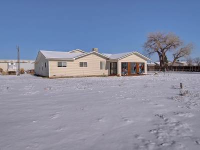 Fruita Single Family Home For Sale: 1824 J 2/10 Road