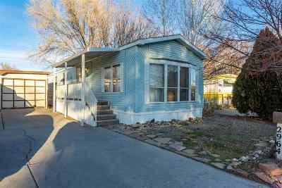 Single Family Home For Sale: 2964 Cedar Place