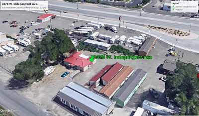 Grand Junction Commercial For Sale: 2478 W Independent Avenue