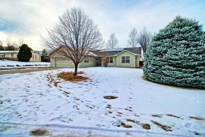 Single Family Home For Sale: 551 Greenwood Drive