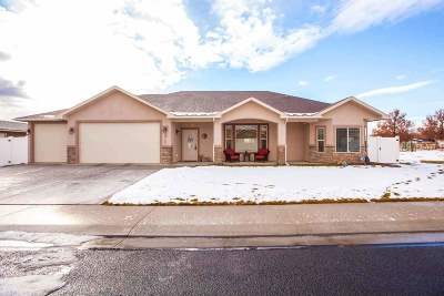 Grand Junction CO Single Family Home For Sale: $329,900