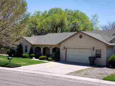 Grand Junction Single Family Home For Sale: 2657 Catalina Drive
