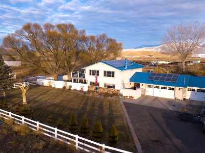 Grand Junction Single Family Home For Sale: 174 32 Road