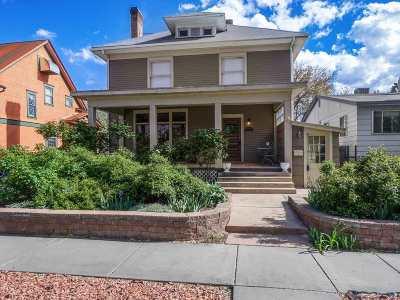 Grand Junction Single Family Home For Sale: 1115 Main Street