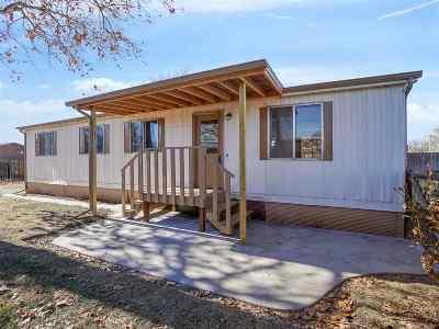 Single Family Home For Sale: 2953 1/2 Cedar Place