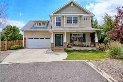 Single Family Home For Sale: 3129 Dublin Way