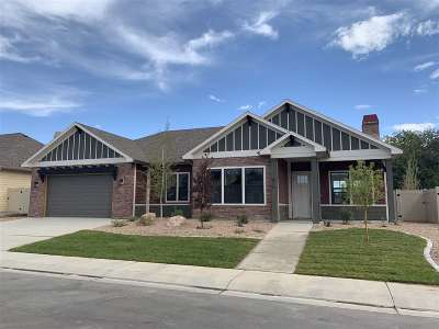 Single Family Home For Sale: 816 Apple Glen Drive
