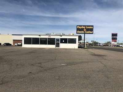 Grand Junction Commercial For Sale: 2835 1/2 North Avenue