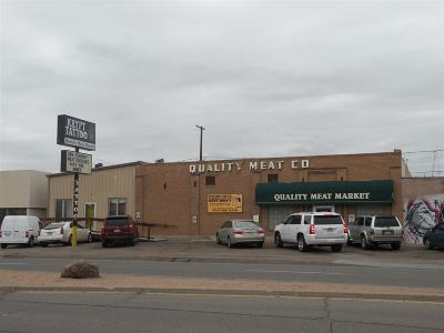 Grand Junction Commercial For Sale: 340 North Avenue