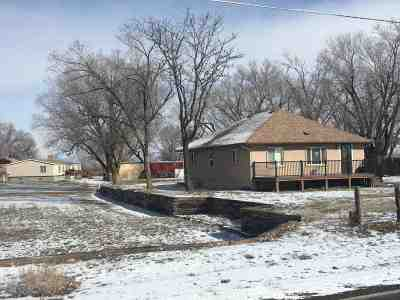 Single Family Home For Sale: 2108 H Road