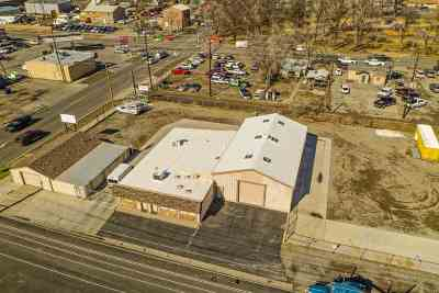 Grand Junction Commercial For Sale: 914 South Avenue
