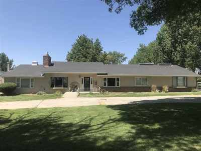 Single Family Home For Sale: 1375 13 Road