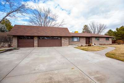 Grand Junction Single Family Home For Sale: 2686 G 1/2 Road