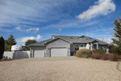 Grand Junction Single Family Home For Sale: 2220 Coke Ovens Court