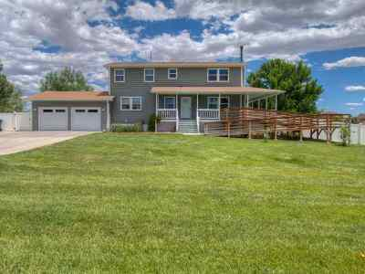 Fruita Single Family Home For Sale: 1763 K 6/10 Road