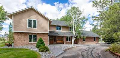 Grand Junction Single Family Home For Sale: 870 Gambels Road
