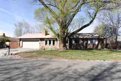 Single Family Home For Sale: 603 Starlight Drive