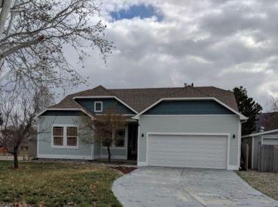 Grand Junction Single Family Home For Sale: 2043 E Cedar Meadows Court
