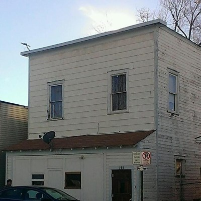 Multi Family Home For Sale: 153 2nd Street #A &
