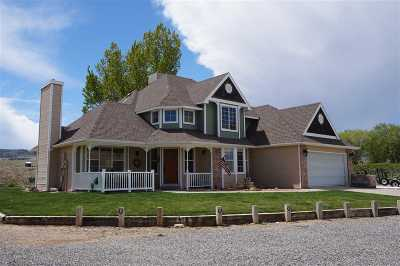 Palisade Single Family Home For Sale: 3897 Highway 6&24