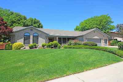 Grand Junction Single Family Home For Sale: 783 Jordanna Road