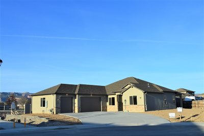 Fruita Single Family Home For Sale: 403 Woodland Court