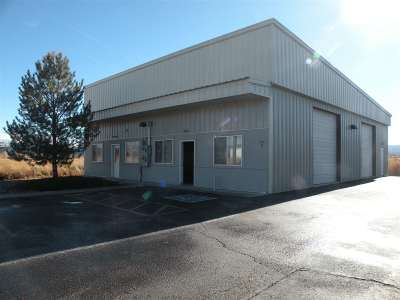 Grand Junction Commercial For Sale: 784 Valley Court #D