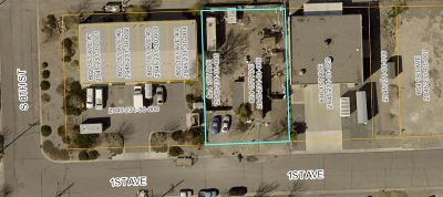 Grand Junction Commercial For Sale: 824 1st Avenue
