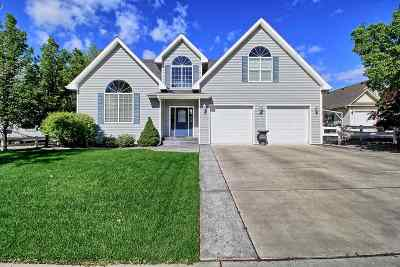 Single Family Home For Sale: 633 Country Lane Court