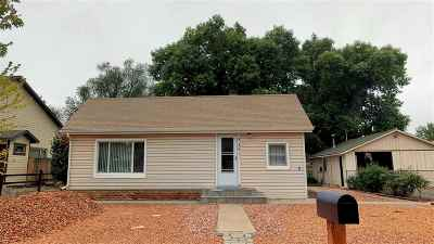 Single Family Home For Sale: 513 1/2 29 1/4 Road