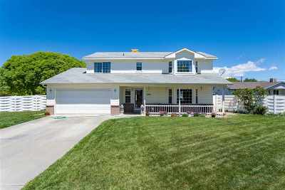 Grand Junction Single Family Home For Sale: 2926 Sapphire Court