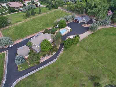 Grand Junction Single Family Home For Sale: 576 20 Road