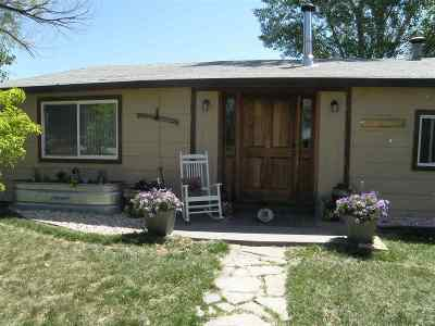 Single Family Home For Sale: 2339 H Road